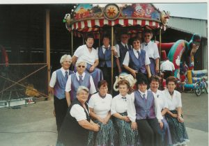 Seniorentanzgruppe
