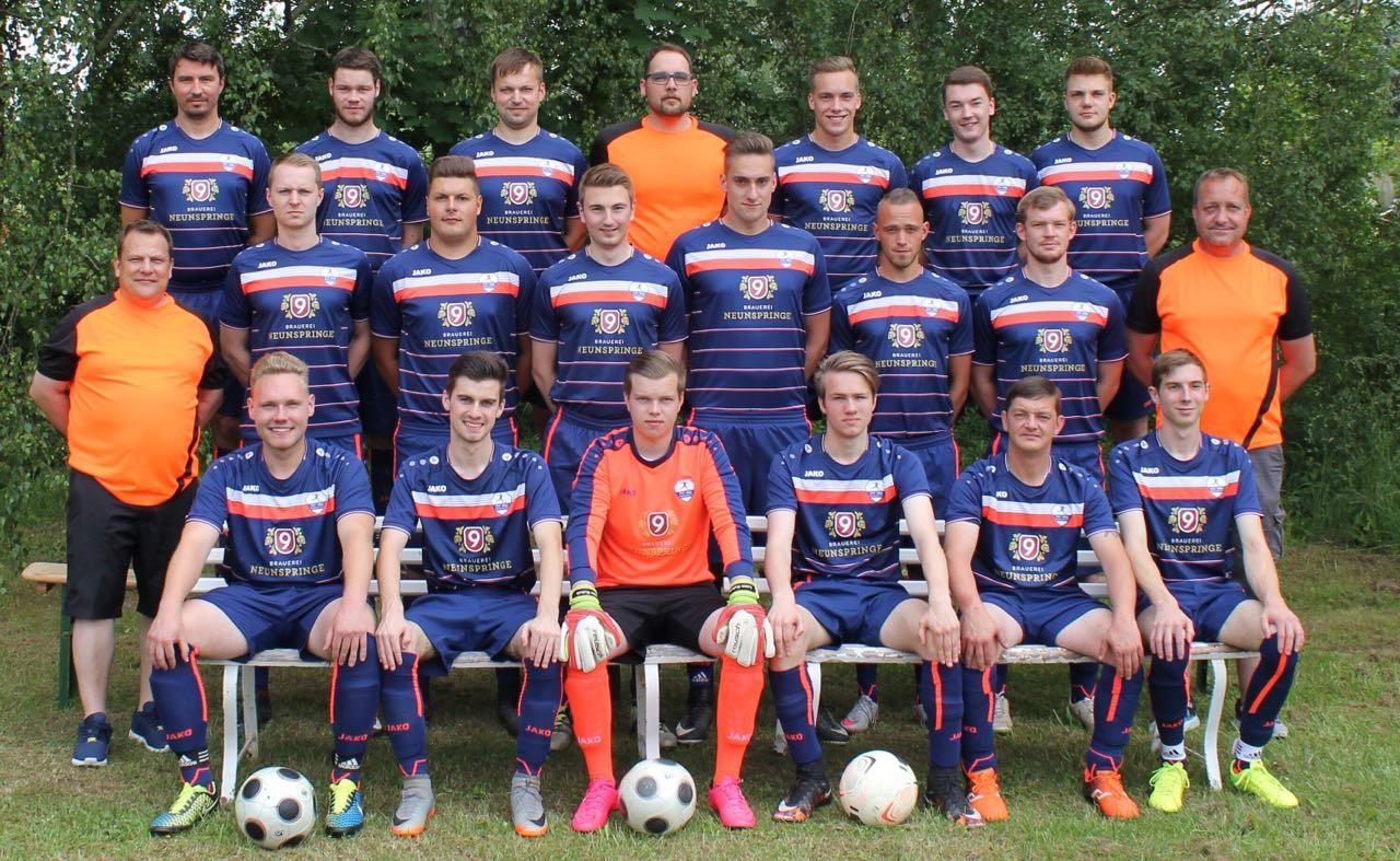 1. Mannschaft 2015